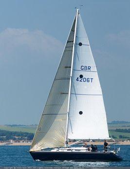 1991 J Boats 39