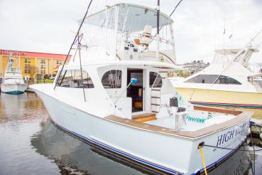 1977 Custom Carolina Rose Brothers Custom Sportfish Convertible