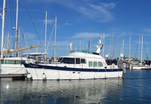 2008 Windboats Hardy 50