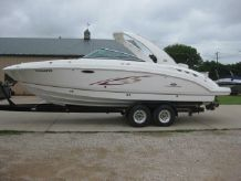 2006 Chaparral 276 SSi With Trailer