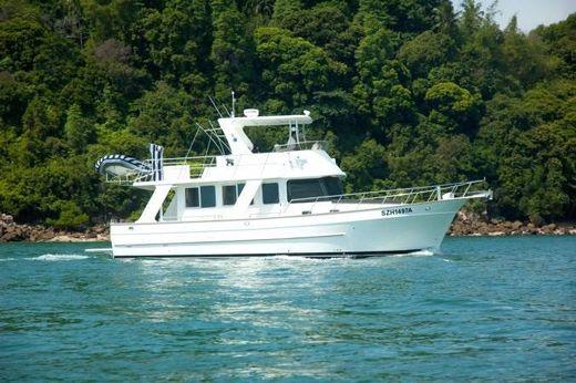 2013 Explorer Yacht 44
