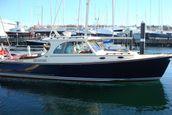 photo of 37' Hinckley Picnic Boat MKIII