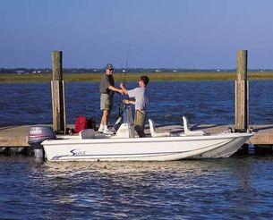 2003 Scout 155 Sportfish