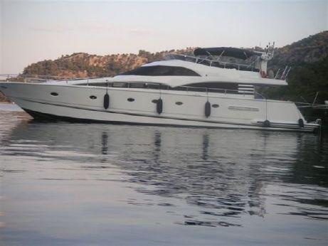 2000 Bilgin Yachts Custom 23 meter flybridge