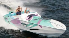 1989 Apache Powerboats 41