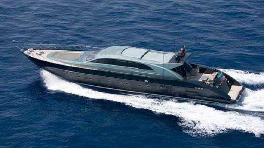 2007 Tecnomar Velvet 34