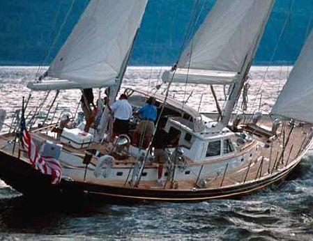 2005 Hinckley Sou'wester 70