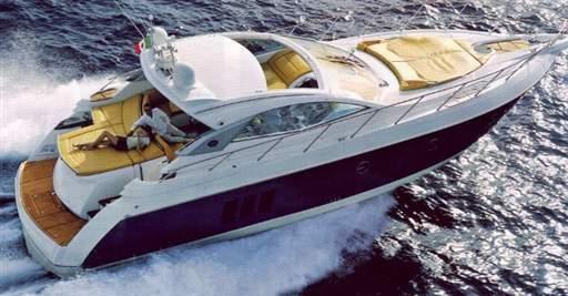 2008 Sessa Marine Sessa C46