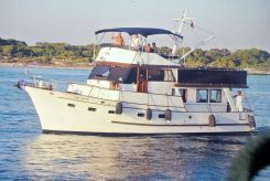 1978 Custom Chung Hwa Blue Ocean 46