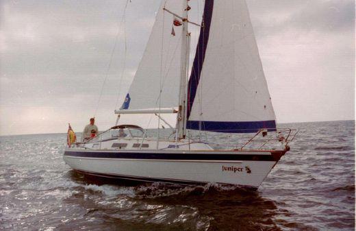 1998 Hallberg-Rassy 34
