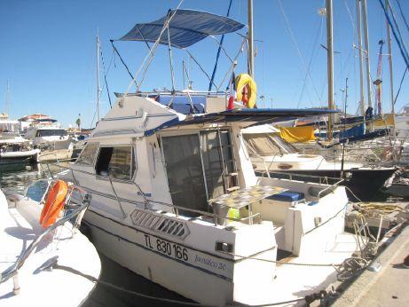 1992 Gibert Marine JAMAICA 30