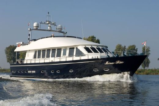2002 Tilborg Jachtbouw Bv Long Range Motoryacht