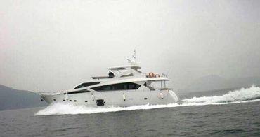 2012 Heysea 82