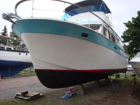 1973 Tollycraft Triple cabin Motryacht