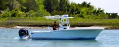 2005 Custom Carolina Buddy Davis 28 Center Console