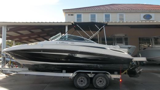 2008 Sea Ray 210 Sundeck