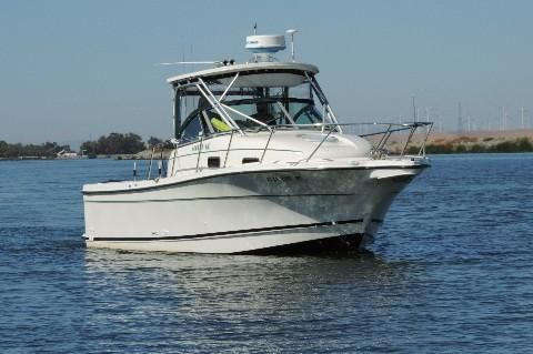 2001 Bayliner 2802 Trophy Walkaround