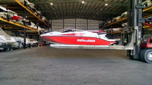 2008 Sea-Doo SPEEDSTER 200