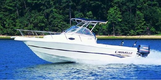 2003 Caravelle 230 Walk Around Outboard