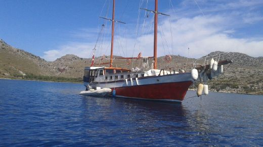 1983 Custom Built Gulet Ketch