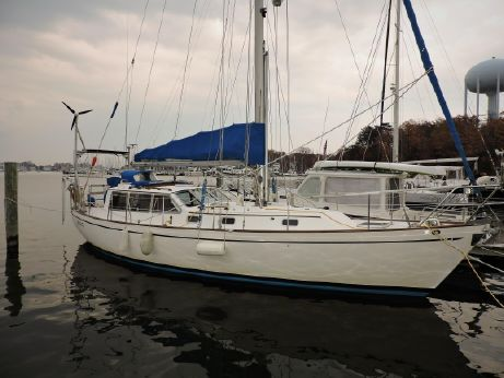 1986 Brewer Pilothouse 40