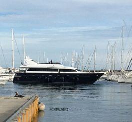 2003 Admiral 25