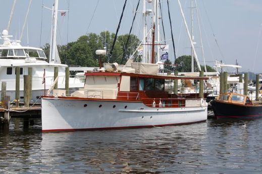 Elco boats for sale yachtworld for Klakring motor co annapolis