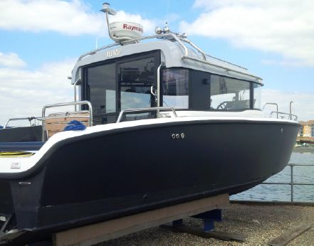 2014 Xo Boats 270 RS Front Cabin