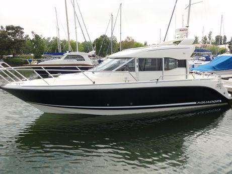 2015 Aquador 28 C