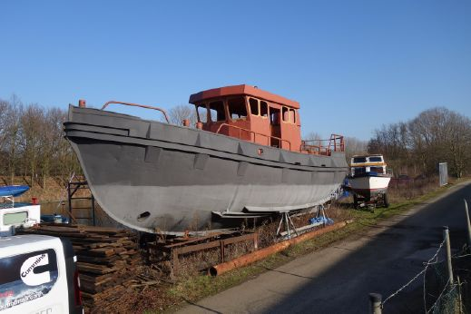 1960 Tug unfinished