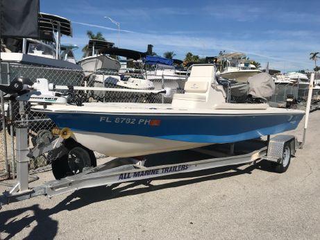 2012 Bluefin 18 Flats