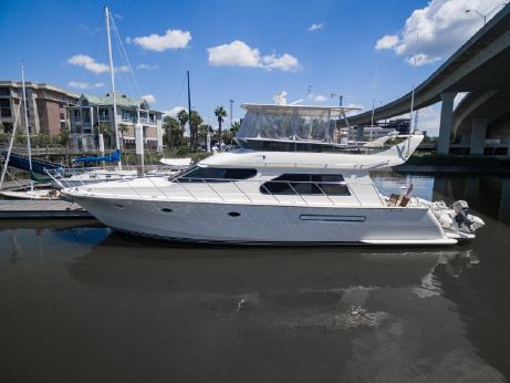 1995 Offshore Camargue 49 Motor Yacht