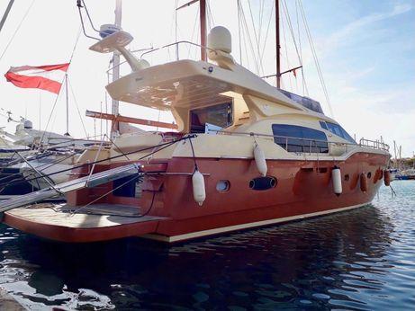 2008 Ferretti Altura 690
