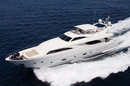 2005 Ferretti Yachts Custom Line 94