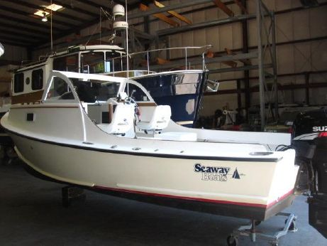 2006 Seaway 21 Seafarer Cuddy