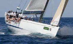 1996 Eric Goetz Custom Sailboats Offshore Racer