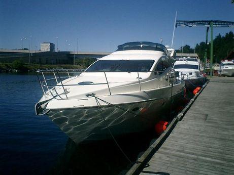 2001 Azimut 42