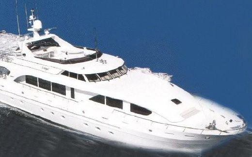 2001 Intermarine Raised Pilothouse Motor Yacht