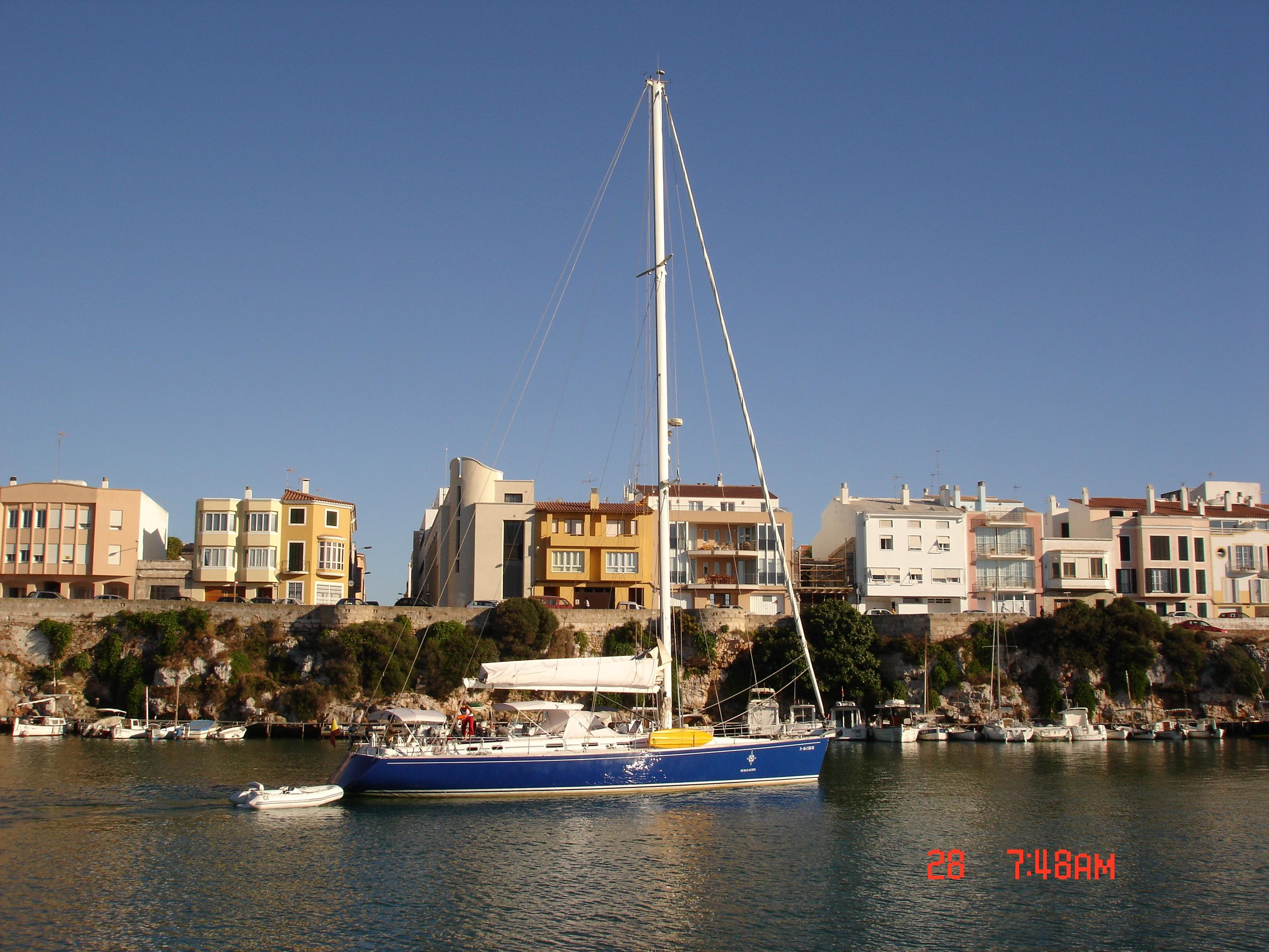 2002 CUBIC 70 COSTA NORD Cubic 70 Sail Boat For Sale