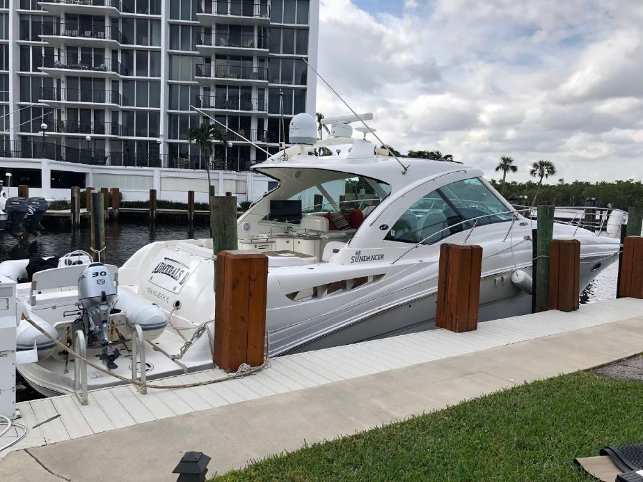 2007 Sea Ray 48 Sundancer Power New And Used Boats For Sale