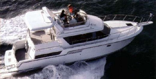 1995 Carver 430 Cockpit Motor Yacht