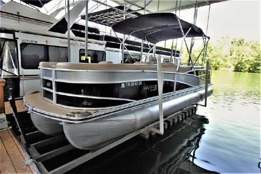 2013 Harris Grand Mariner SL 250