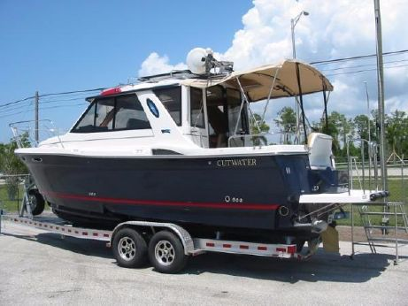 2013 Ranger Tugs / Cutwater Boats C 26