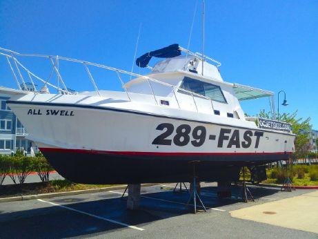 1980 Delta Boat Company Dive Boat