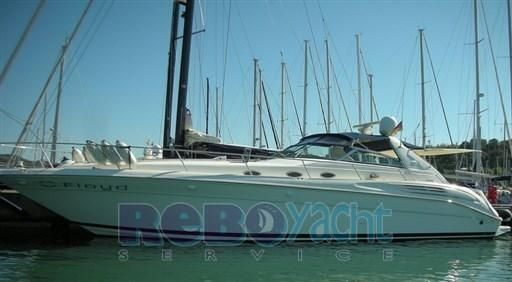 1996 Sea Ray Boats 450 DA