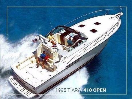 1995 Tiara 4100 Open