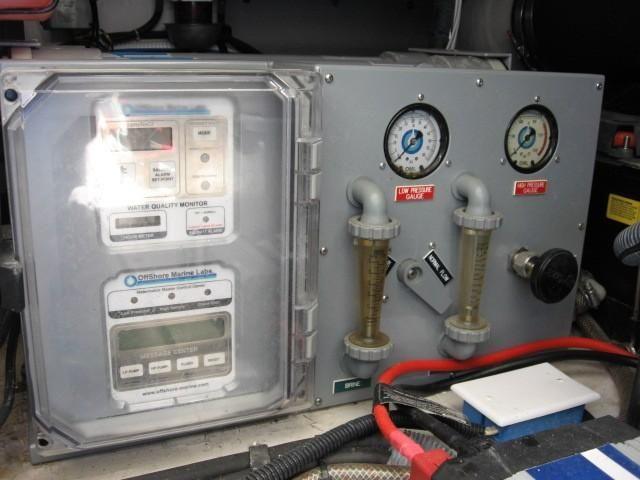 2005 Sea Ray 430 Sedan Watermaker