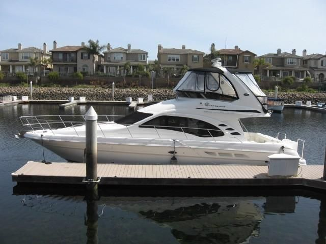 2005 Sea Ray 420 Sedan Bridge for sale in Oxnard CA