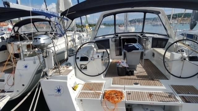 2014 Beneteau Oceanis 45 Sail Boat For Sale - www yachtworld com
