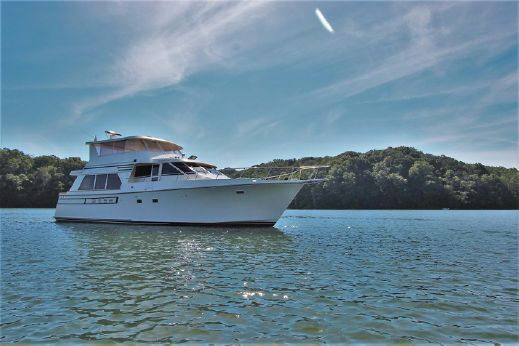 1990 Tollycraft 53 Pilothouse MY